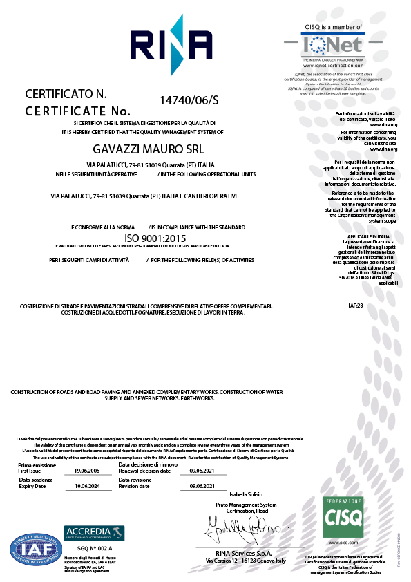 Iso 9001_Certificate